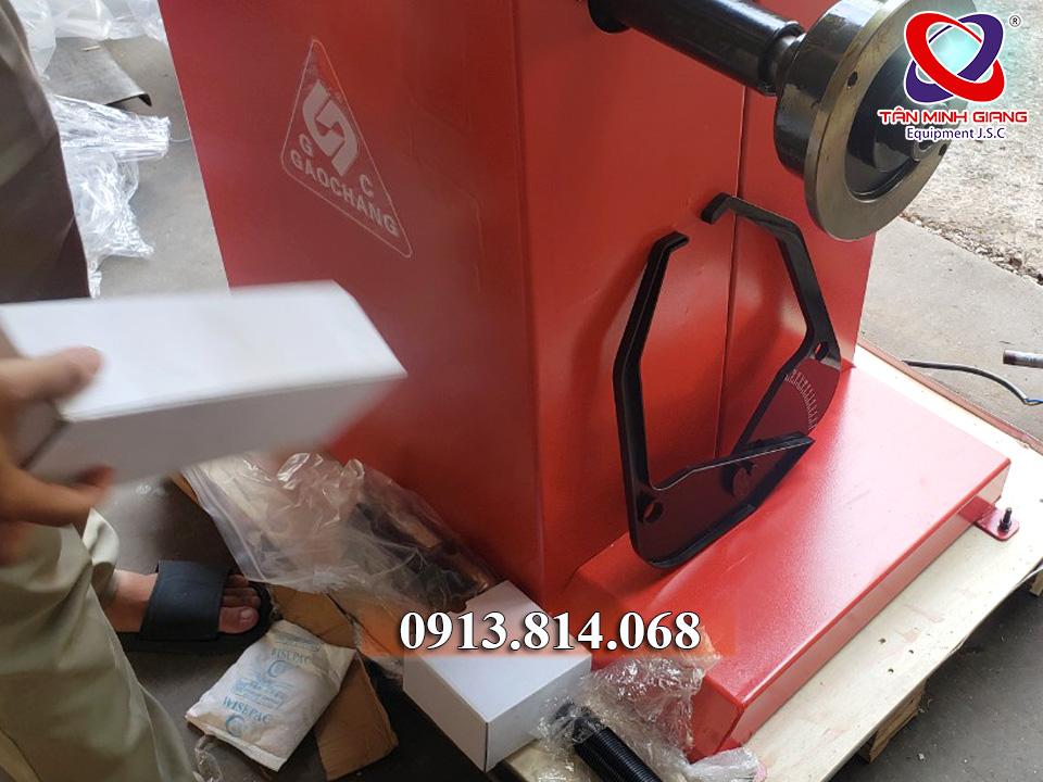 Ưu điểm của máy cân bằng động bánh xe Gaochang GC-660